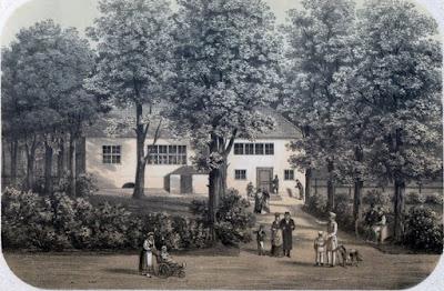 Дом Петра I в Таллине. Lorenz Heinrich Petersen. 1860–1870. Toonlito. TГМ