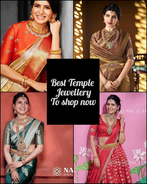Popular Jewellery store to shop the south Indian traditional Jewellery| Temple Jewellery