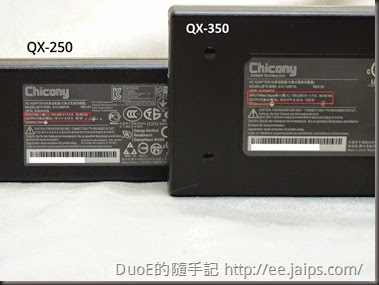 CJSCOPE QX-250 adapter-2