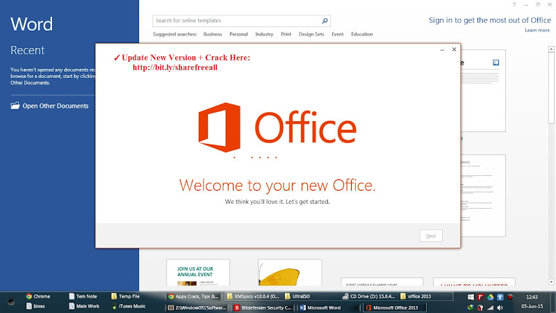 office 2007 crack activation  google