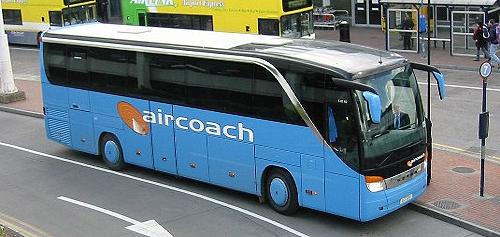 Aircoach Bus Dublin