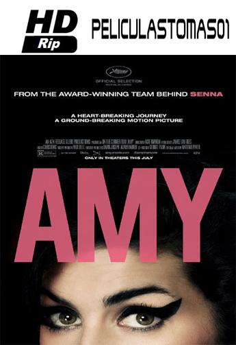 Amy (La chica detrás del nombre) (2015) HDRip