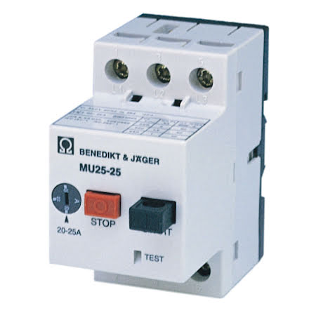 Motorskydd MU-0,4, 0,25 - 0,4A