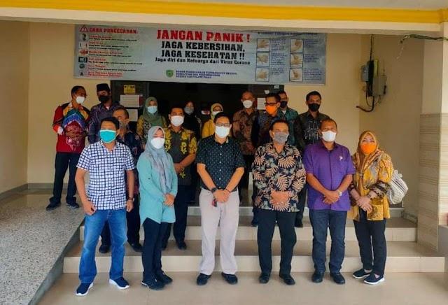 Bersama Bappedalitbang Pulpis, DPRD Tanah Laut Kaji Banding terkait Tahapan Perencanaan Pembangunan Daerah