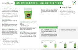 Pet Chews PDF