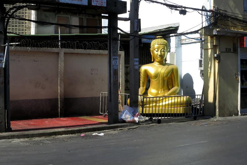 Buddha near Chinatown