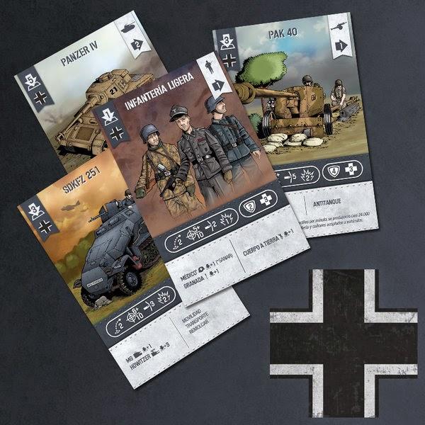 Unidades 2GM Tactics
