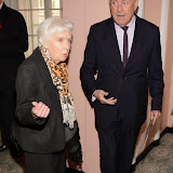 OIC - ENTSIMAGES.COM - June Whitfield and Gyles Brandreth at the The Oldie of the Year Awards in London 3rd February 2015 Photo Mobis Photos/OIC 0203 174 1069