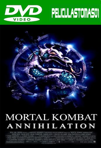 Mortal Kombat 2: Aniquilación (1997) DVDRip