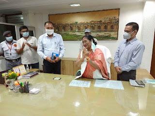 प्रो. निर्मला एस. मौर्य को महात्मा गांधी अंतरराष्ट्रीय पुरस्कार | #NayaSaberaNetwork