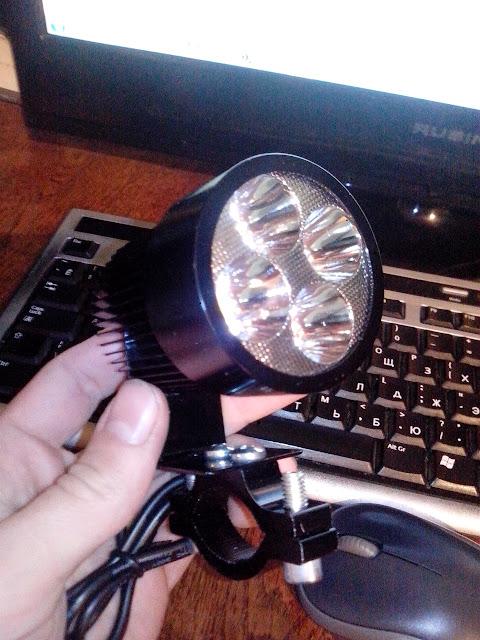"""Контроллер света для электротранспорта """"Геликон"""""""