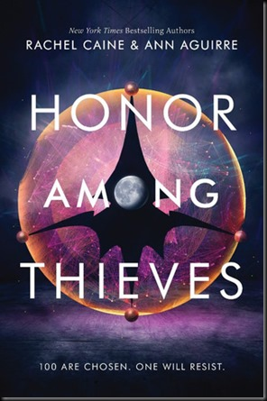 Honor Among Thieves  (The Honors #1)