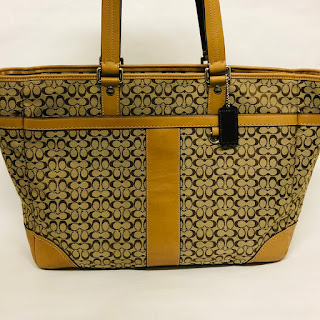 Coach NEW Large Tote