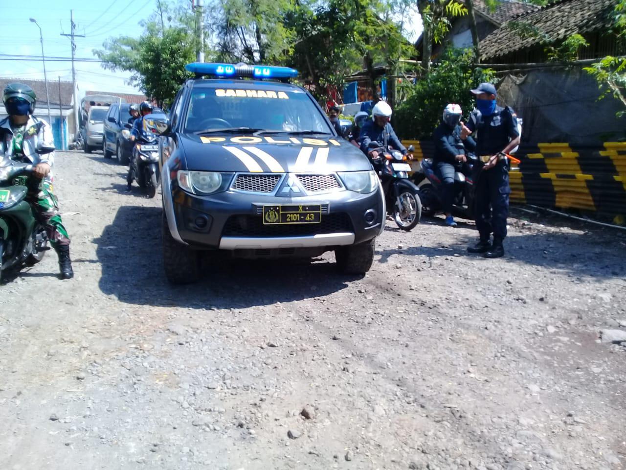 Kunjungan Muspika Arjasa Disambut Baik Manajemen PT. Muroco