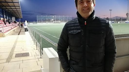 """Manolo López: """"La Cañada es como el Titanic del fútbol base en Almería"""""""