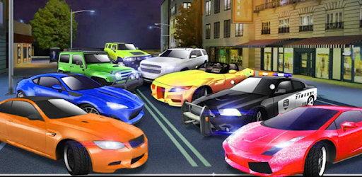 Car Parking School Game
