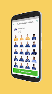 Download WAstickerApps : England Football Stickers For PC Windows and Mac apk screenshot 4