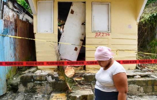 Grace deja 430 viviendas afectadas, 109 desplazados y 9 comunidades aisladas