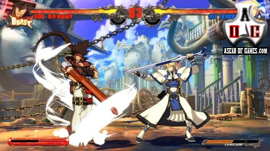 Guilty Gear Xrd Sign CODEX Full Crack PC Game Download