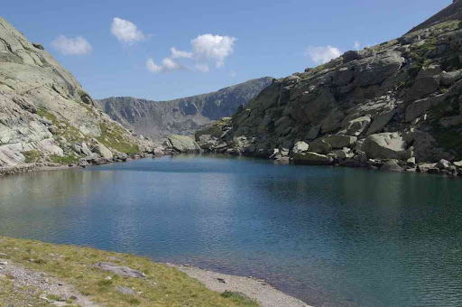Le lac des Merveilles