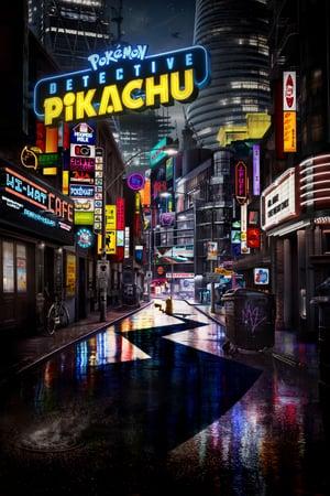 Pokémon Detective Pikachu (2019) Subtitle Indonesia