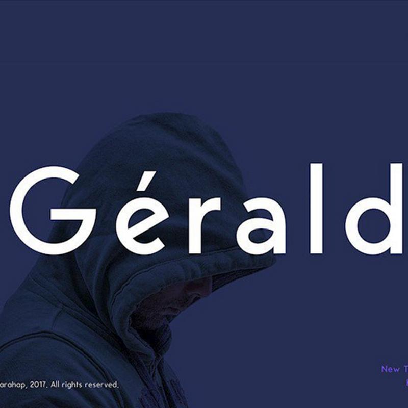 30 fuentes para descargar gratis estilo Sans-Serif