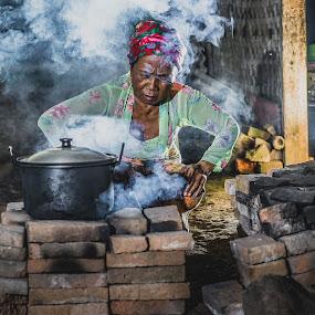by Eko Probo D Warpani - People Portraits of Women ( vilage, human interest, portrait,  )
