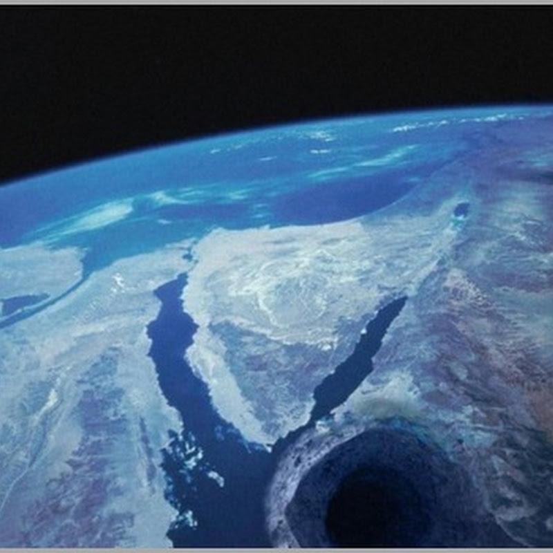 Há um outro Sol e Civilização Humana no interior da Terra (Agartha)?