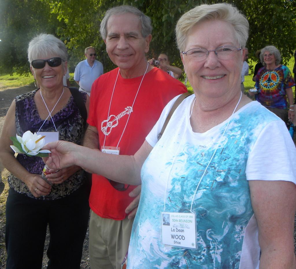 Ann Butler, Tim Avedovech, La Dean Wood Stice