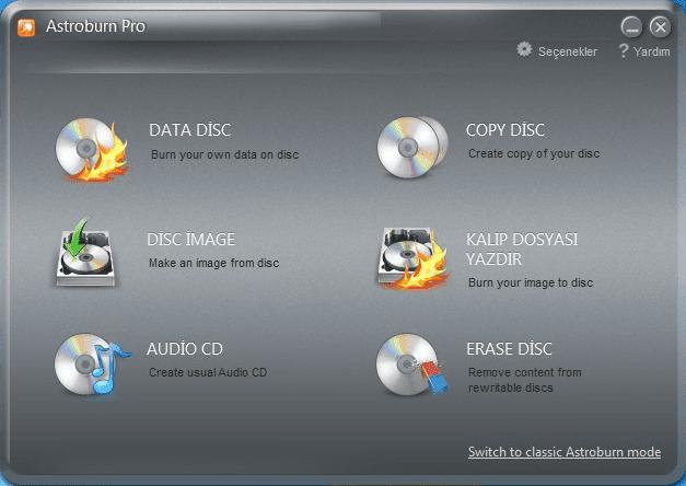 Astroburn Pro v3.2.0.0198 Türkçe Full