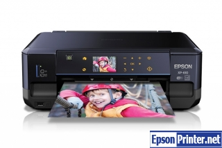 Download Epson Expression Premium XP-610 laser printer driver – setup without installation disc