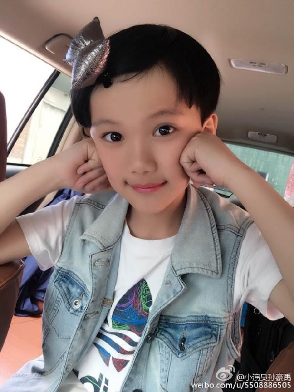 Sun Haoyu China Actor