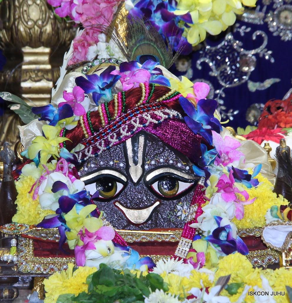 ISKCON Juhu Sringar Deity Darshan on 25th August 2016 (61)