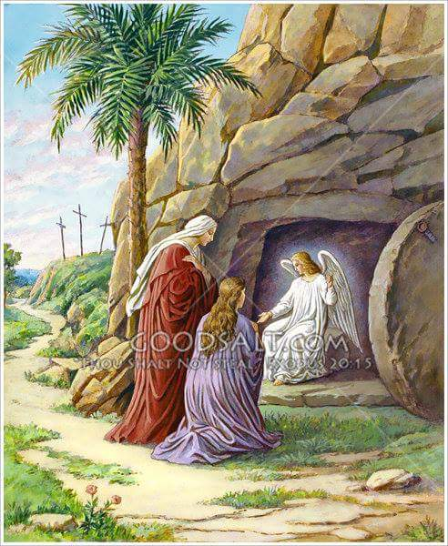 HE IS RISEN: Devotion for Easter Day Sunday March 27, 2016