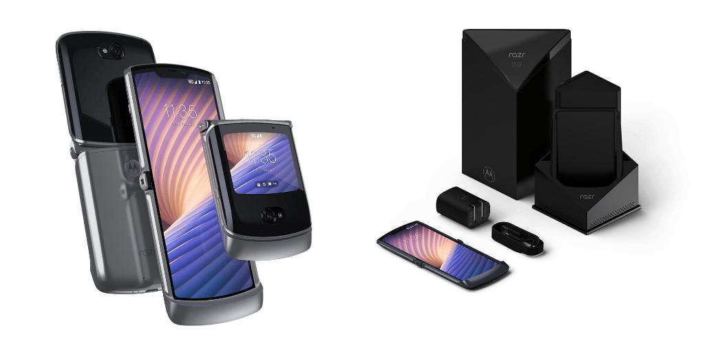 Motorola เปิดตัว Moto Razr 5G พร้อมกล้องที่ดีขึ้นและเซ็นเซอร์ TOF