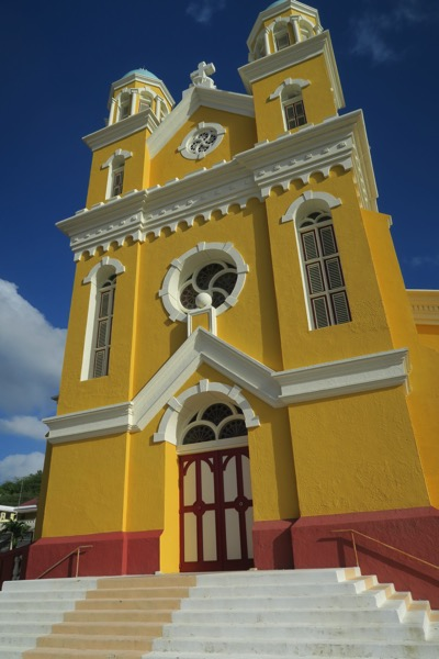 W Church