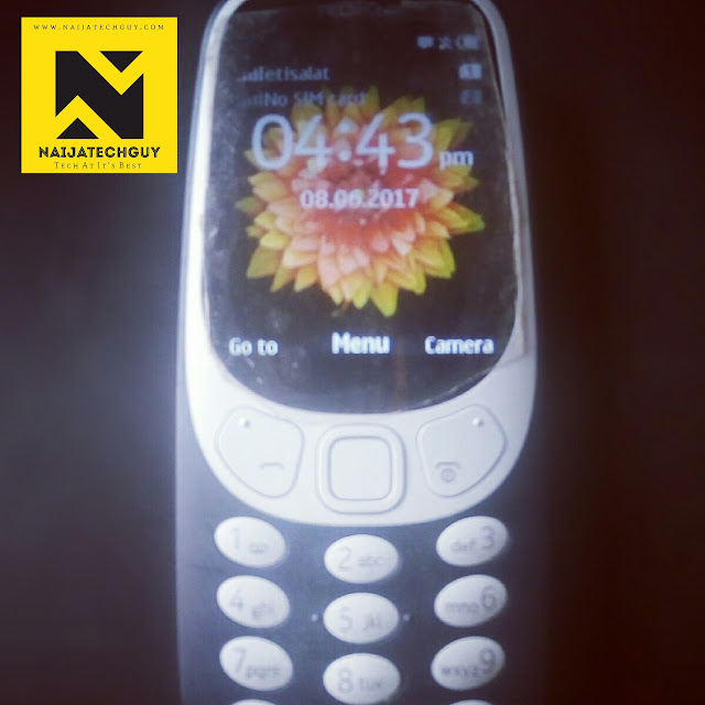 New Nokia 3310 Is Now Available In Nigeria - See Live Photos 2
