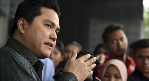 Sejumlah Komisaris di Garuda Indonesia Bakal Dibuang Erick Thohir