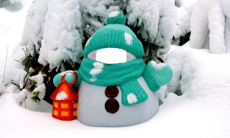 android bonhomme de neige de montage Screenshot 5