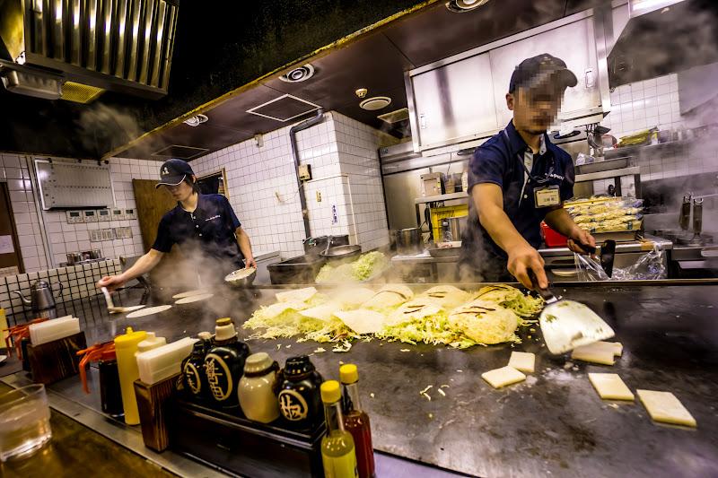 Hiroshima Okonomiyaki Mitchan Sohonten2