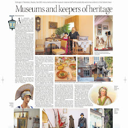 Museums and keepers of heritage