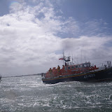 22 May 2011 – ALB towing 13.7m yacht that had previously ground in Poole Harbour