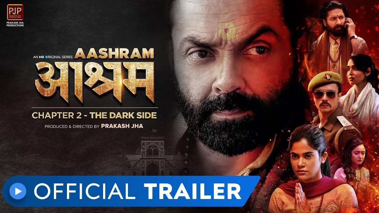 Download Ashram Chapter 2 The Dark Side (Web Series By MX player)