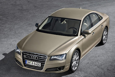 Audi A8 india gallery