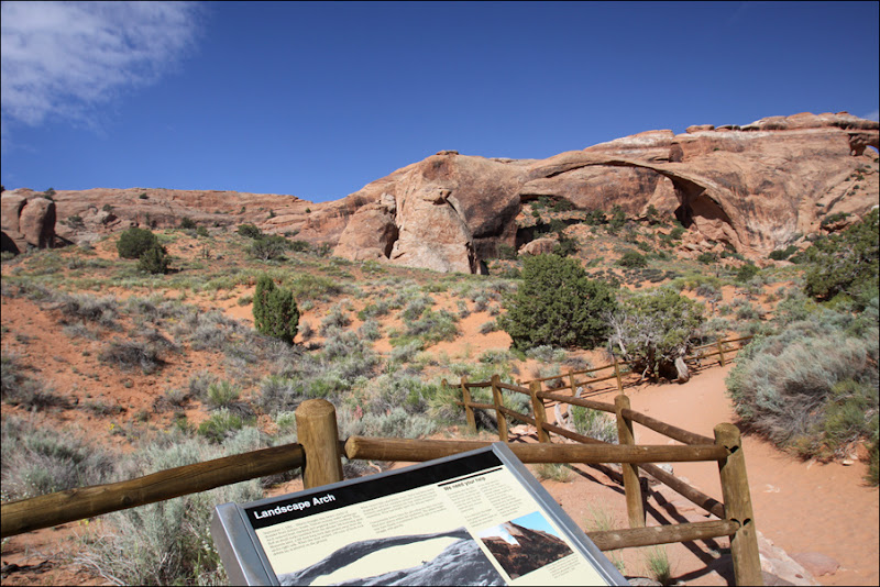 Devils Garden Arches National Park