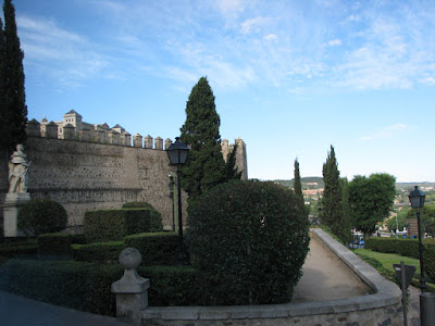 City Walls of Toledo