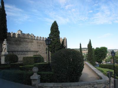City Walls of Toledo