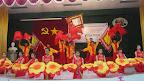 Đoàn trường Cao đẳng Cộng đồng Vĩnh Long tổ chức Hội thi văn nghệ chào mừng 125 năm ngày sinh chủ tịch Hồ Chí Minh và chào mừng Đại hội Đảng các cấp.