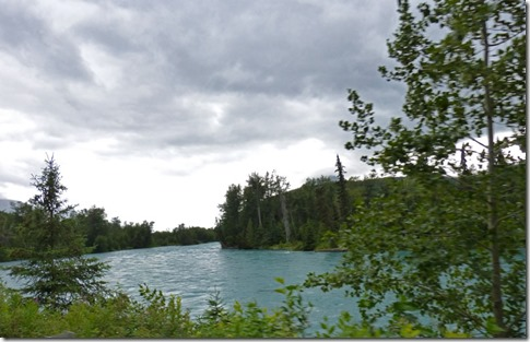 Kenai River near Cooper Landing, Alaska