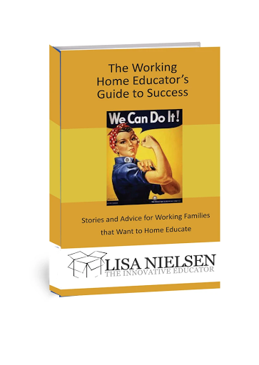 Book cover: The working home educators guide to success